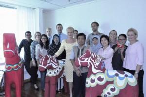 Photo: The Swedish Embasssy, Jakarta