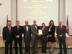 Photo: Embassy of Sweden in Cambodia