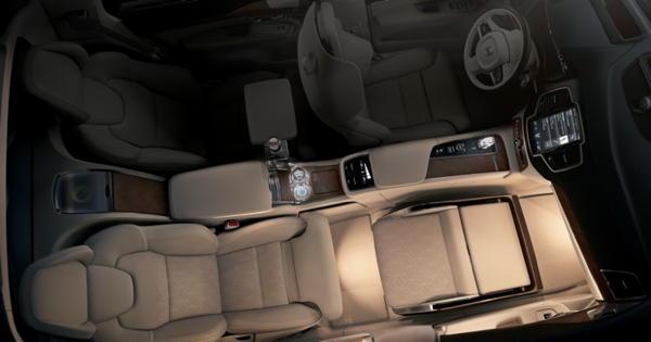 Volvo XC90 Lounge Console