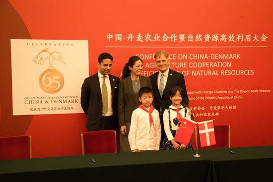 Denmark ambassador china 65years scandasia for Ambassador chinese cuisine