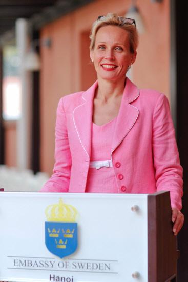 Ambassador-Camilla-Mellander