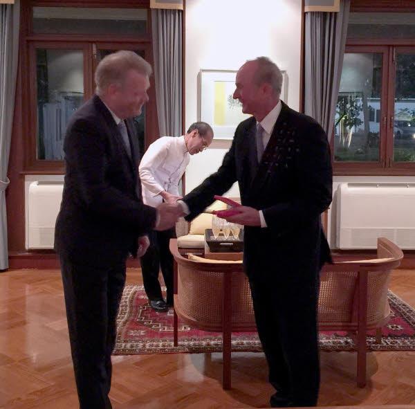 Winther-ambassador-consul-Norrmann-award
