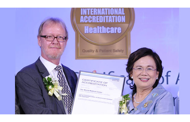 World-Medical-Centre-Norwegian-Ambassador