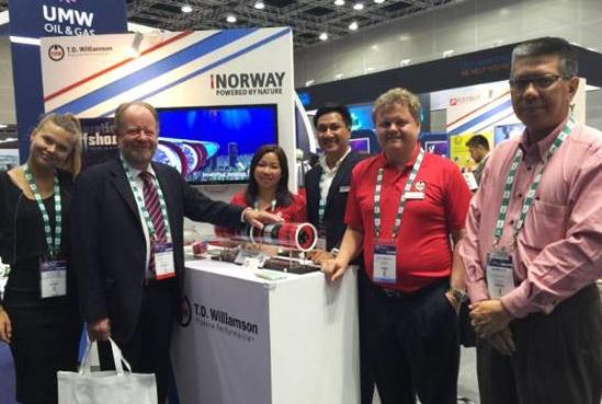 Norway at OTC Asia 2016