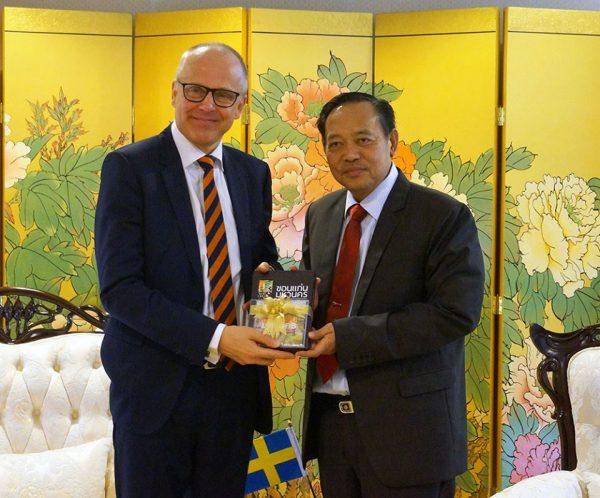 Swedish Ambassador in Thailand on Freedom of the Press