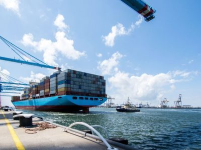 Maersk Group-owned company, Damco, are in conflict with Indonesian authorities (Photo: Damco)