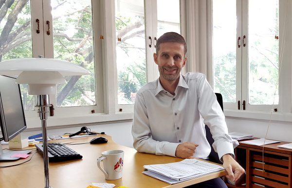 Peter Sand: new Trade Counsellor Danish Embassy Thailand