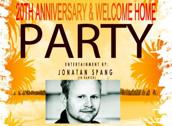 Danish Chamber Hong Kong invites to 20 Years party