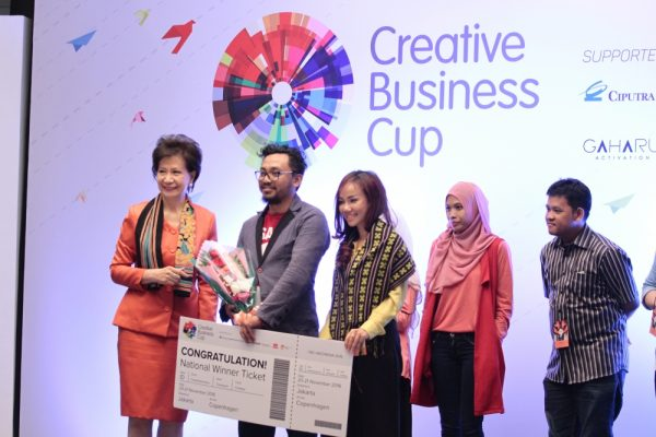 Indonesian startup Pinsi Edubox to compete at Creative Business Cup 2016