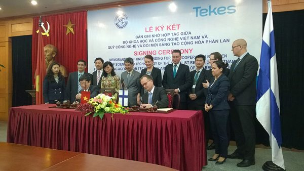 Finnish Tekes' next SME project funding round in Vietnam