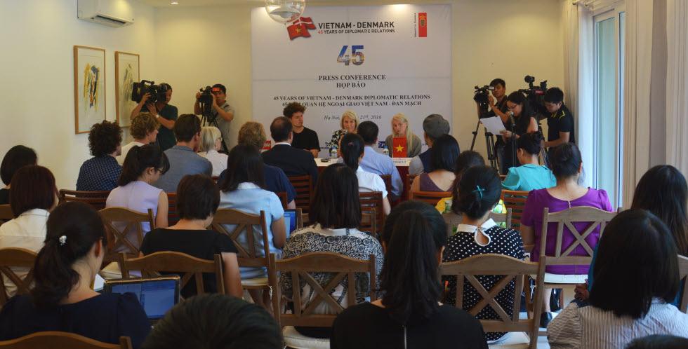 denmark-vietnam-45-years-events