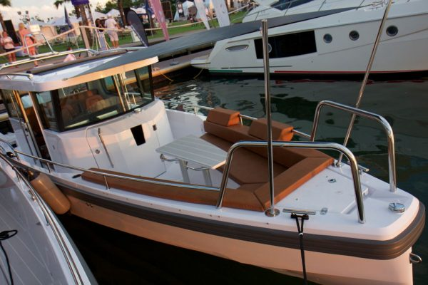 Nordic boat brand and dealer debut at Singapore Yacht Show
