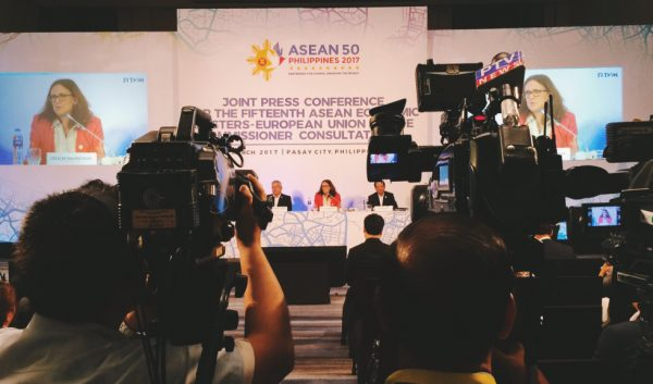 EU and ASEAN: free trade talks possible