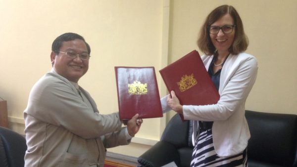 Norway to help Myanmar in oil cooperation