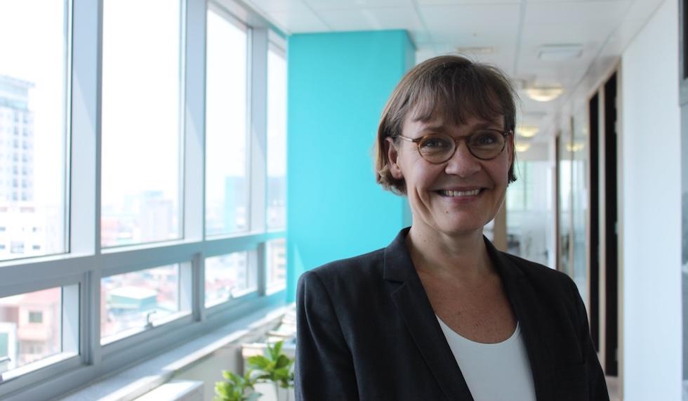 Ambassador Maria Sargren on developing Cambodia