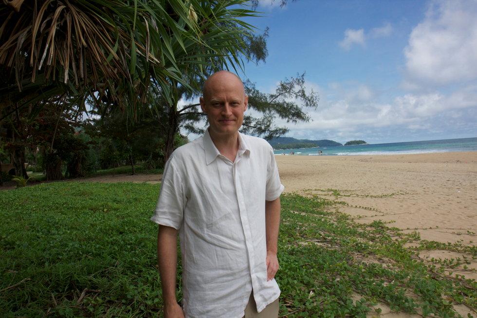 """Hotelier Michael Gaarde-Nielsen showcases """"new"""" Karon beach, Phuket"""