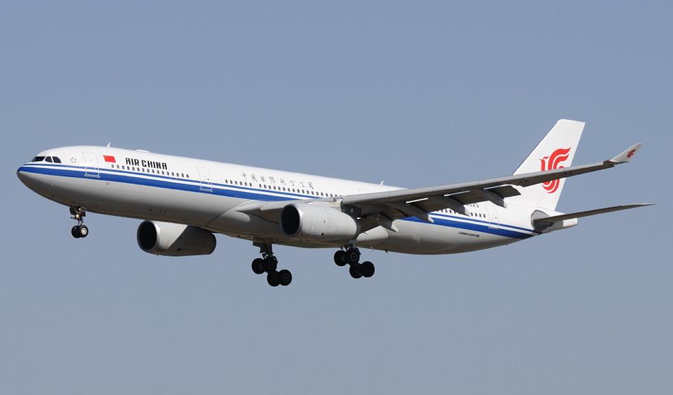 Air China to open Beijing-Copenhagen route