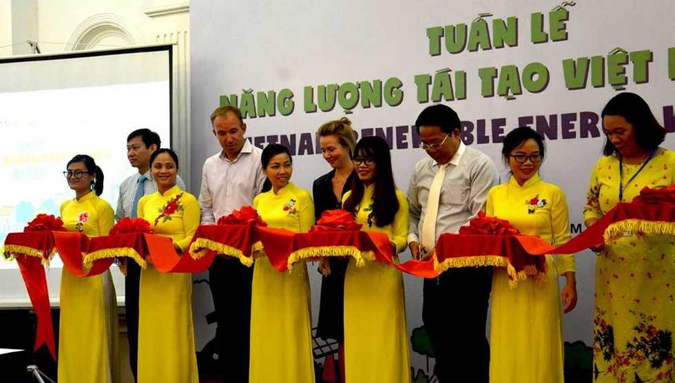 Danish Embassy Supports Renewable Energy Week Event In Vietnam