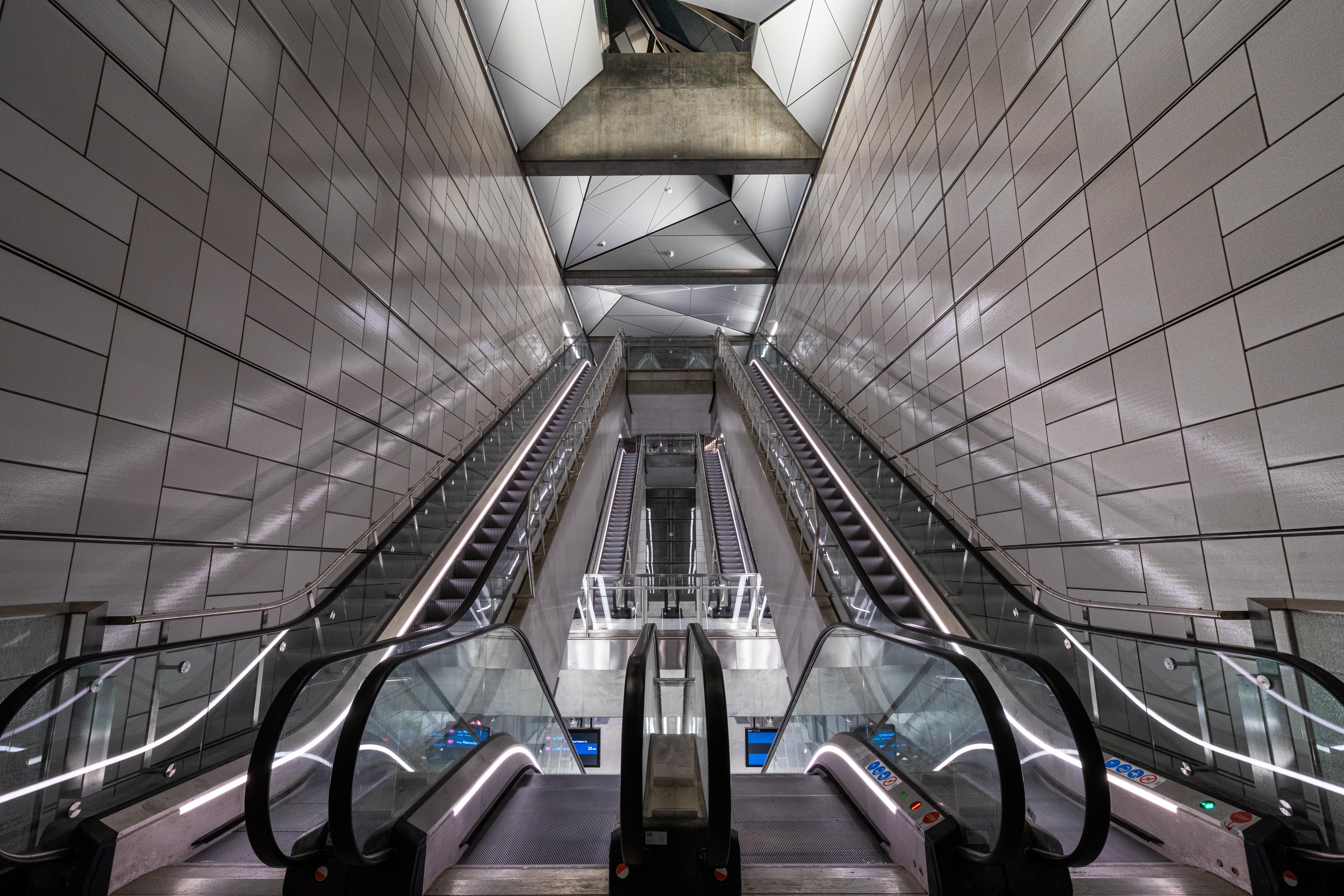 metro station copenhagen