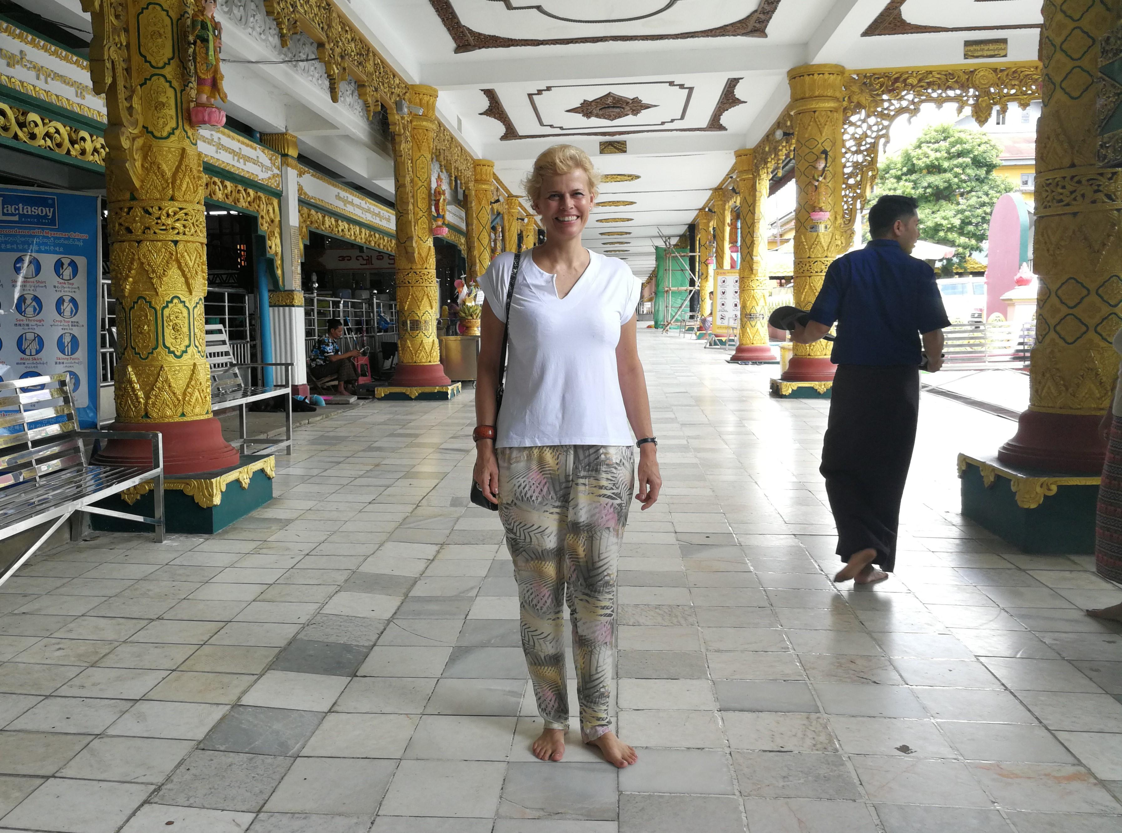 Birgitte Weeke myanmar yangon